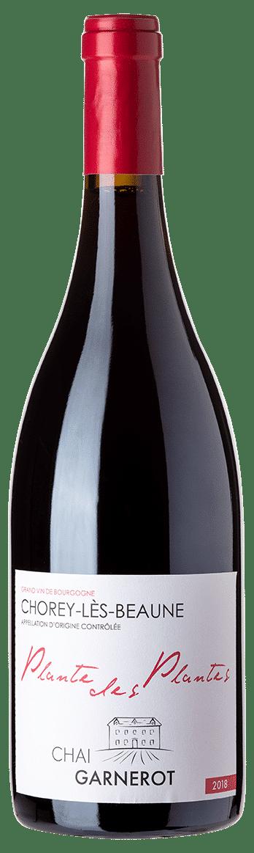A la découverte de nos vins : Plante des Plantes - appellation Chorey-lès-Beaune - vin rouge - vinifié et élevé par Chai Garnerot