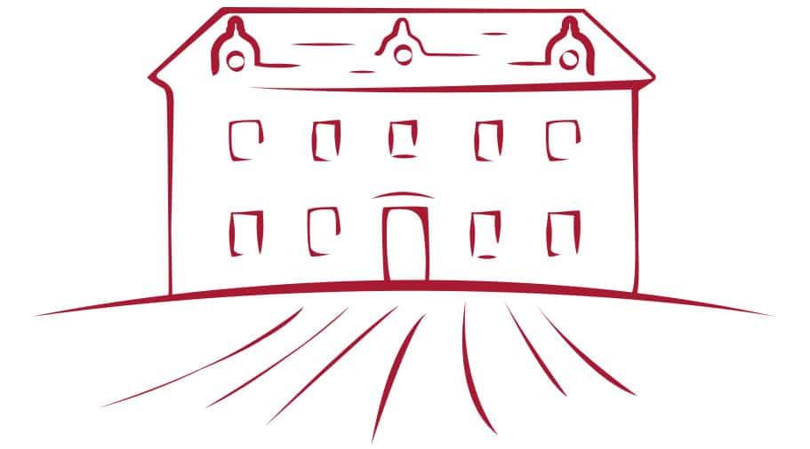 Œnotourisme - Wine tourism - Pictogramme Château de Garnerot - Mercurey - oeunotourisme - dégustation