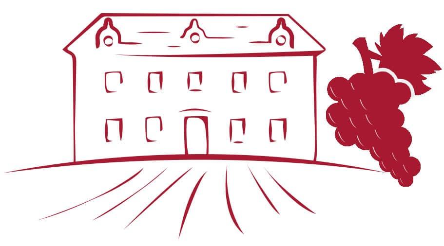 Œnotourisme - Wine tourism -Pictogramme Château de Garnerot - Mercurey - oeunotourisme - dégustation