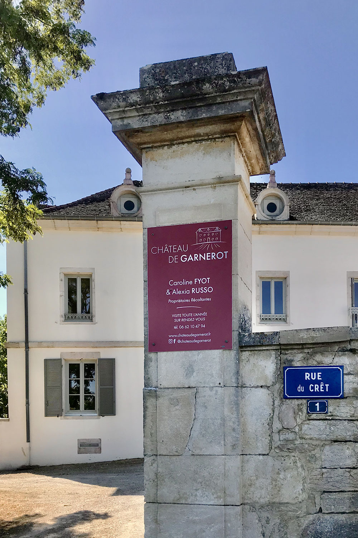 Château de Garnerot - Photographe Antoine Martel
