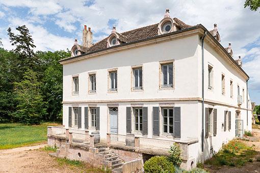 Château de Garnerot - Notre histoire à Mercurey (2019)