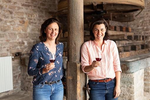 Château de Garnerot - our story - Alexia Russo et Caroline Fyot