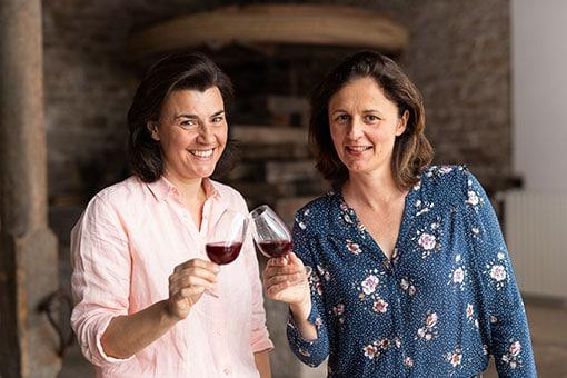 Château de Garnerot - Wine tourism - Alexia Russo et Caroline Fyot